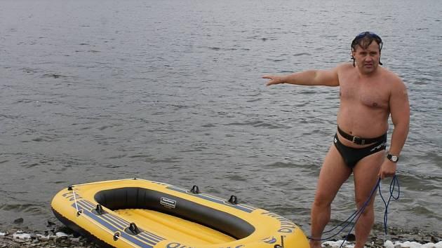 Dálkový plavec Pavel Poljanský