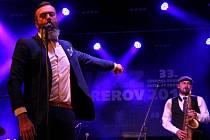 Electro Deluxe na Československém jazzovém festivalu v Přerově