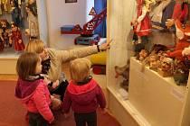 Noční kašpárkovo dobrodružství v přerovském muzeu