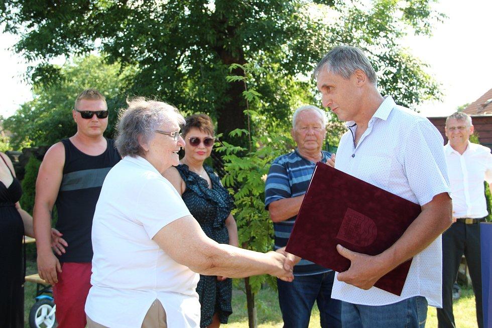 Pavlína Venclovská. V Bochoři u Přerova vzpomínali na Františka Venclovského, prvního českého přemožitele kanálu La Manche. 19. června 2021