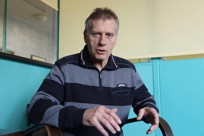 Vladimír Hučín, bývalý zpravodajec BIS a válečný veterán třetího odboje