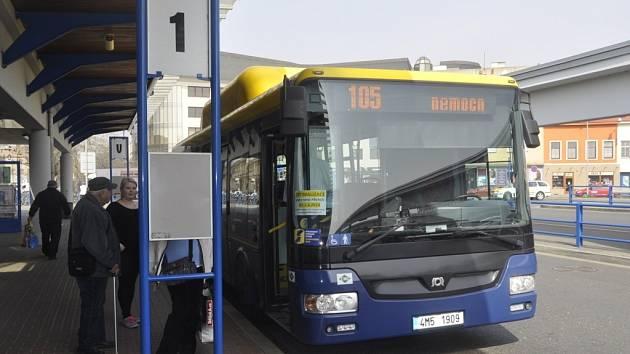 Přerované si od prvního dubna musejí zvyknout na změnu v číslování autobusů.