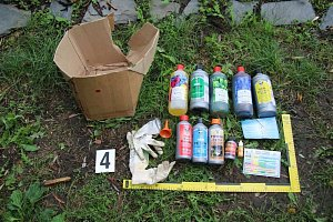 Přerovští kriminalisté zabavili nádobíčko pěstitelů konopí