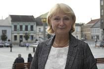 Senátorka Jitka Seitlová (KDU-ČSL)
