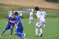 Opatovice v prvním utkání remízovaly se Šternberkem 1:1.