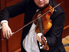 Koncert orchestru. Ilustrační foto.