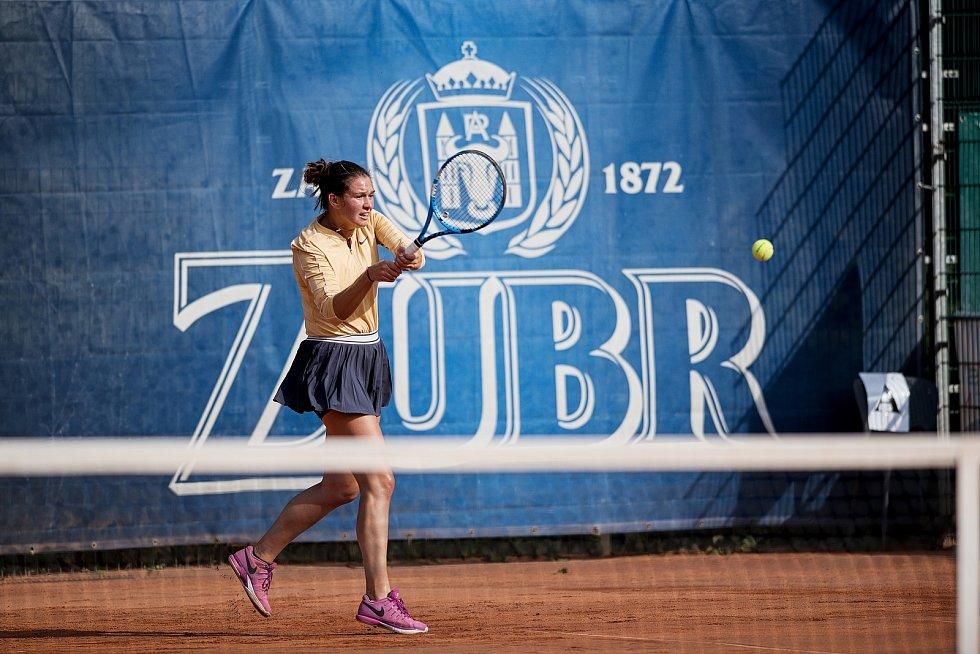 Tenisový Zubr Cup 2020 v Přerově.