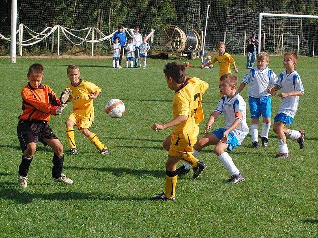 Zippo junior cup v Kozlovicích