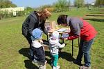 Den země v přerovském parku Michalov