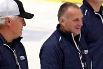 Asistent trenéra hokejové reprezentace Robert Reichel