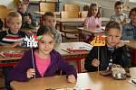 První školní den na Základní škole Svisle v Přerově - 1. září 2020