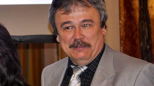 Bohumír Střelec, jednatel Technických služeb města Přerova