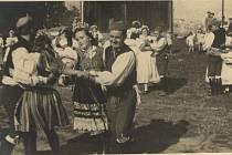 Tancovačka v Rokytnici.
