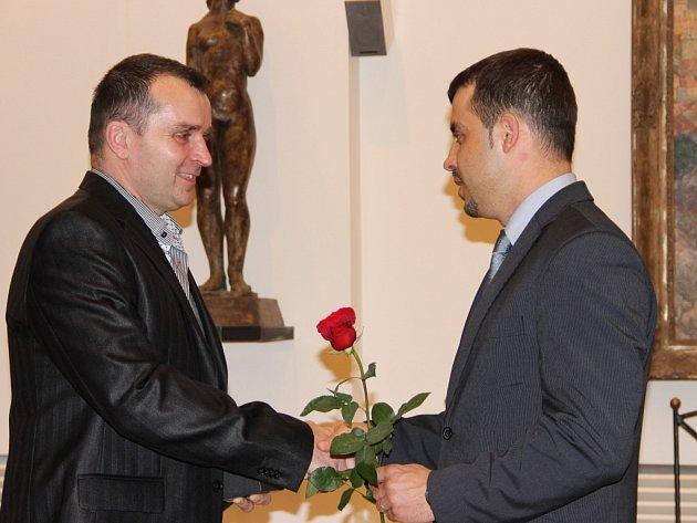 Představitelé města Přerova ocenili ve středu odpoledne na zámku osobnosti za přínos v oblasti kultury a sportu, které nominovali obyčejní lidé.