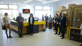 Turistické informační centrum v nově zrekonstruovaných prostorách otevřeli v Lipníku nad Bečvou.