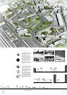 Soutěž na podobu okolí průpichu: vítězem se stal návrh číslo 1 architektů Zbyňka Ryšky a Jana Skoupého.