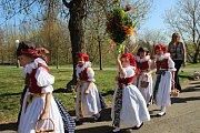Vítání jara v Přerově.