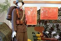 Výstava o druhé světové válce v Kojetíně