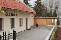 Nekuřácká restaurace Katovna