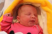 Marie Matulová, Měrovice nad Hanou, narozena 1. ledna 2020 v Kroměříži, míra 50 cm, váha 3600 g