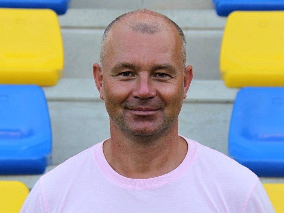 Lubomír Korytko, předseda FK Kozlovice