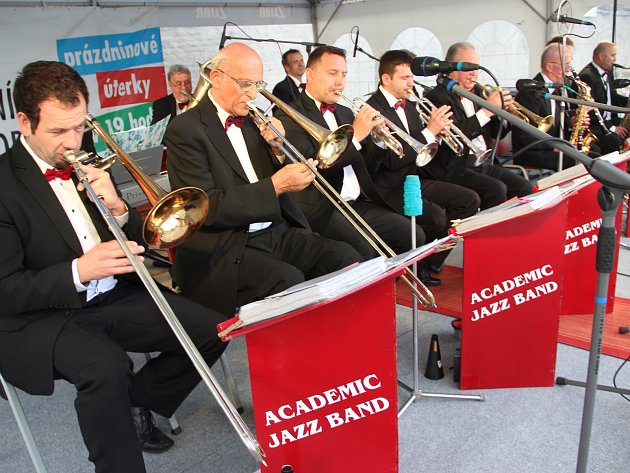 Academic Jazz Band v Přerově