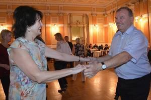 Legendární kapela Synkopa vzpomínala na tancovačce v Městském domě v Přerově na Pavla Nováka i Karla Gotta