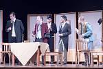 Divadelní spolek Za dveřmi Náměšť na Hané. N. V. Gogol: REVIZOR