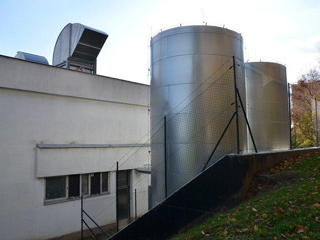 V Lipníku se zefektivní výroba elektřiny a tepla. Desítky milionů tam investuje společnost ČEZ Energo.