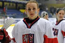 Aneta Tejralová, hokejová reprezentantka