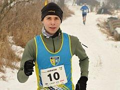Běžec SK Přerov Jan Jakubíček