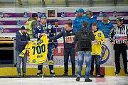 Radomír Pala odehrál 700. utkání v přerovském dresu