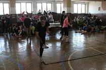 Přerovská sokolovna hostila závody v rope skippingu Mamut Cup 2018.