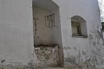 Nejstarší přerovská kaple – sv. Jiří – je v žalostném stavu. Město přispěje na její rekonstrukci.