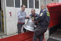 Přerovští hasiči pomáhali v Čechách
