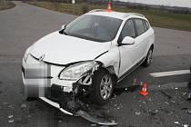 Nehoda u Prosenic