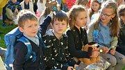 První školní den na ZŠ Trávník v Přerově