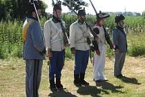 V Tovačově si připomněli bitvu z roku 1866