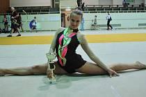 Eliška Opletalová dosáhla 3. místem ve Vídni na své nejlepší umístění v mezinárodní soutěži