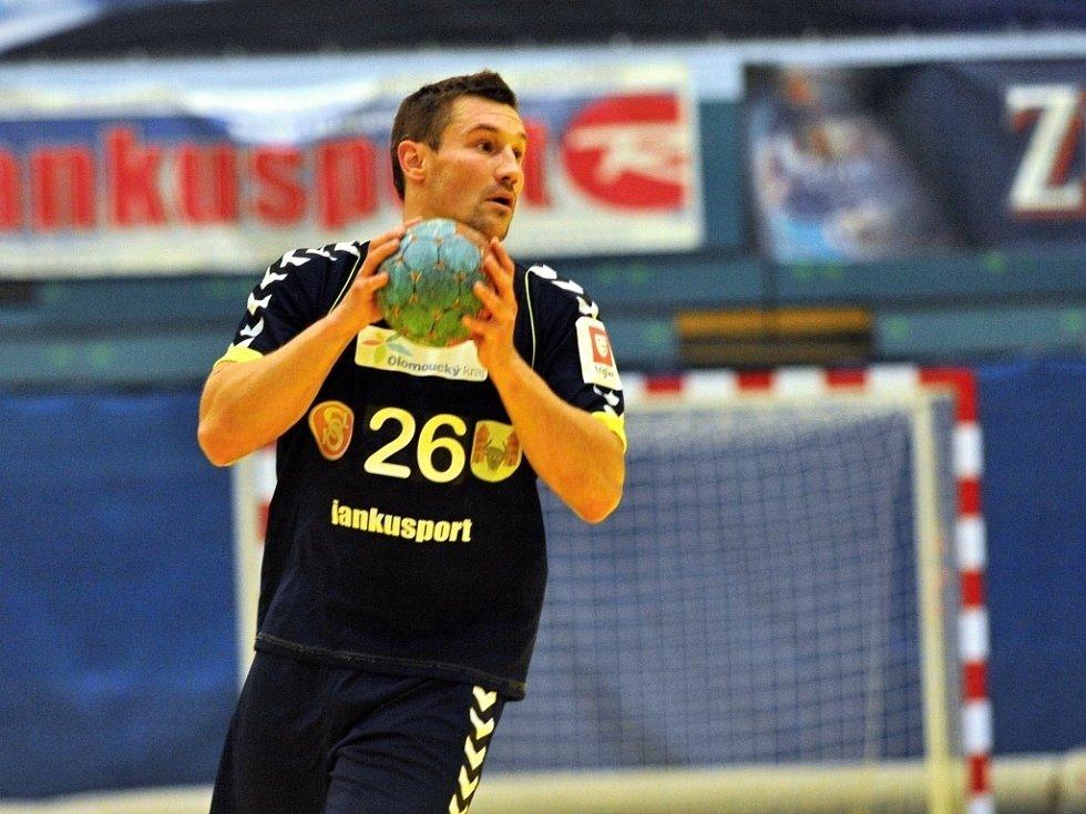 Viktor Hastík, hráč T.J. Sokol Přerov HC