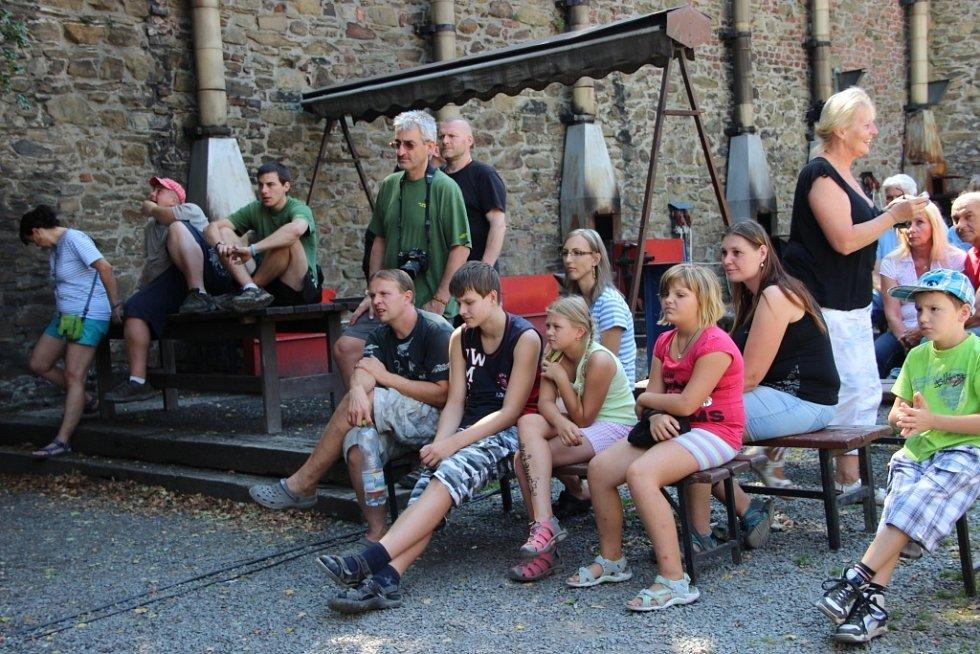 Kovářské fórum na Helfštýně