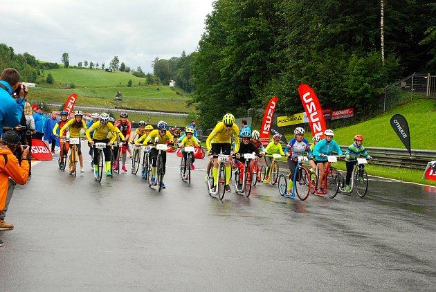 Mladí závodníci 1. Klubu koloběhu Lipník nad Bečvou uspěli na mistrovství Evropy v Rakousku.
