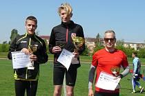Tři nejlepší Velké ceny Přerova v běhu na 1500 metrů v roce 2019