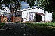 Ubytovna pro bezdomovce v ulici U Výstaviště v Přerově