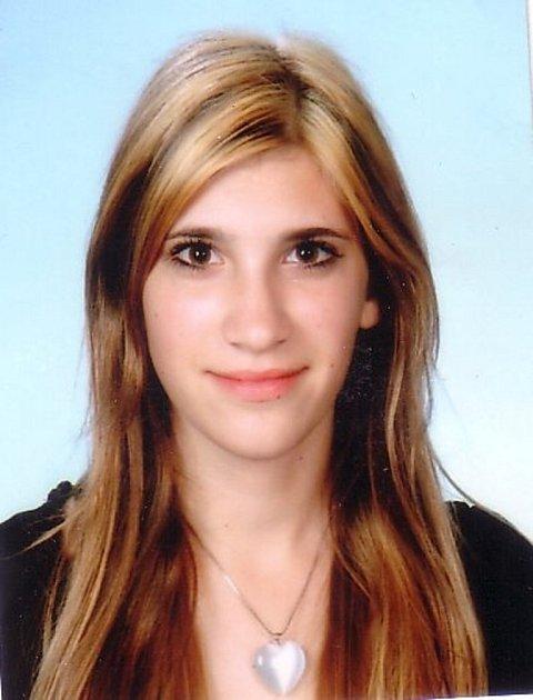 Pohřešovaná Kristýna Mašinová