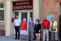 V Brodku u Přerova se konaly v úterý 15. září oslavy 100. výročí založení tamní Masarykovy knihovny.