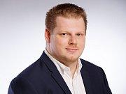 Zastupitel za ODS Tomáš Kocourek.