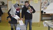 Prezidentské volby v Přerově