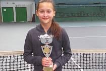 Tenistka TK Precheza Přerov Natálie Augustinová