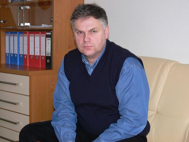 Eduard Kavala, starosta obce Bělotín